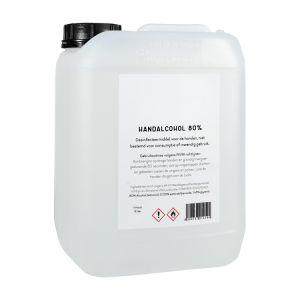 Desinfecterende handalcohol (5L)